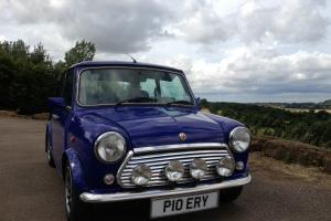 1998 Rover Mini Paul Smith Limited Edition  Photo