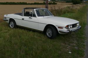 Triumph Stag Mk 2 Auto  Photo