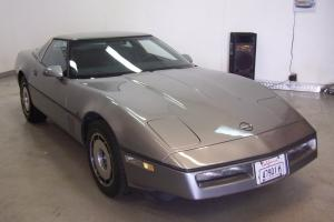 1984 Corvette Budget Musclecar LHD Legal