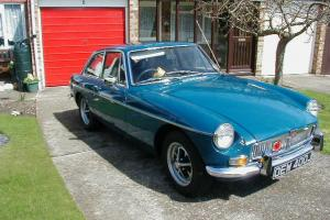 MGB GT 1971 - GREAT CONDITION FULL YEARS MOT TAX FREE  Photo