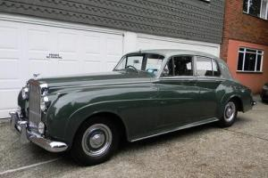 1958 Bentley S1 Standard Steel Saloon