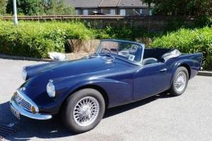1962 Daimler SP250  Photo