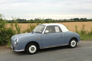 Adorable Nissan Figaro