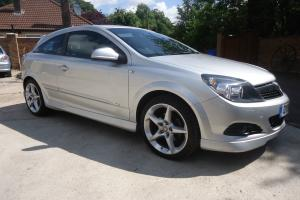2010 VAUXHALL ASTRA SRI XP SILVER LUX PACK