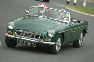 1963 Series 1 MGB Britsh Racing Green  Photo