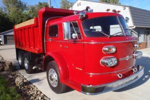 1970 American LaFrance Custom Dump Truck from a Firetruck - Awesome