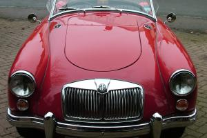 Classic 1960 MGA MK1 Roadster 1600 RHD  Photo