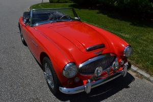 1967 Austin Healey 3000 Mk 3 BJ8 Convertible in good solid driver quality condi