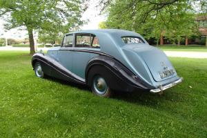 BENTLEY-ROLLS ROYCE  1950 H.J. MULLINER MARK VI BENTLEY Photo