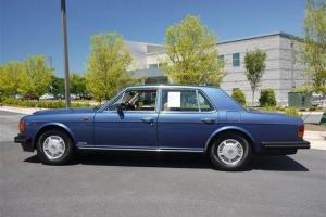 1989 Bentley MULSANNE S 4DR Sedan Great Condition, Very LOW Miles Low Reserve