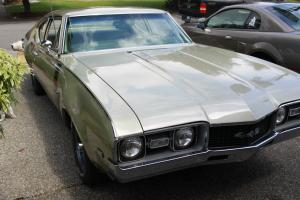 1968 Olds 442 Numbers matching 400 engine Turbo 400 Trans 3.42 Posi