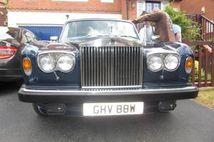 Rolls Royce Silver Shadow II 1980  Photo