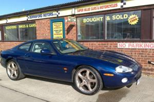 2001 Jaguar XKR 4.0 Supercharged Classic Coupe  Photo