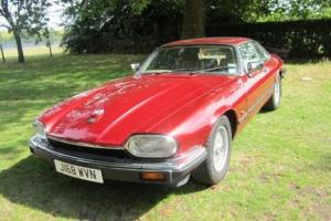 1992 Jaguar XJS 4.0 Coup Photo