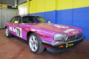 1986 Jaguar XJS Silk Cut Racing Car  Photo