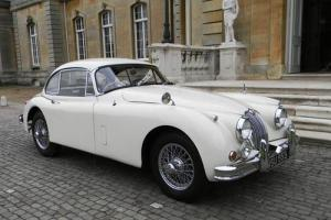 1958 Jaguar XK150SE Fixedhead Coup Photo