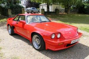 1989 Jaguar XJS Le Mans Coup Photo