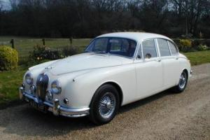 1968 Jaguar Mk. II Saloon (3.4 litre, manual/overdrive)