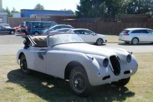 1957 Jaguar XK150SE Drophead Coup Photo