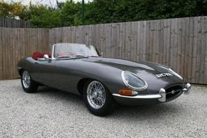 1964 Jaguar E-Type Series I Roadster (3.8 litre)