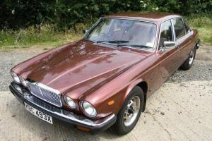 1981 Jaguar XJ6 Series III  Photo