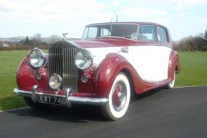 1951 Rolls Royce Silver Wraith  Photo
