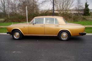 1980 ROLLS ROYCE GOLD  Photo