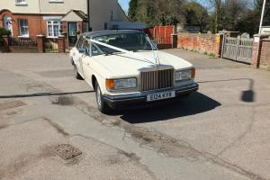 Rolls Royce Siver Spirit 1987 E reg - Wedding Car - FSH from new