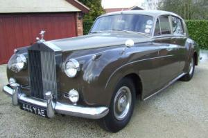 ROLLS ROYCE SILVER CLOUD 2 Auto V8 2 Owners From New