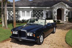 Bentley Continental Drophead. Photo