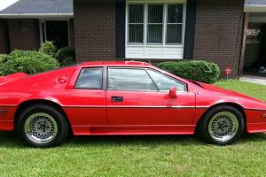 1987 Lotus Turbo Esprit, Super Clean Rare Exotic, Recently Serviced, Incredible!
