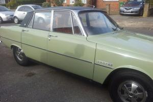 1973 ROVER P6 3500s Manual - One of the best around  Photo
