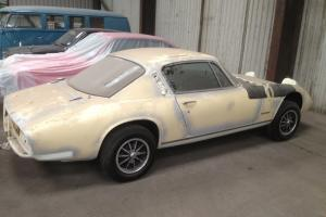 LOTUS ELAN PLUS 2s 130/5 26000 MILES FSH FROM NEW
