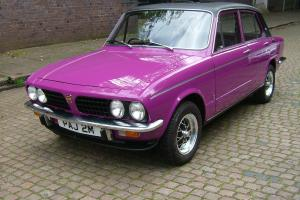TRIUMPH DOLOMITE SPRINT (1974) Exceptional and very original car.  Photo