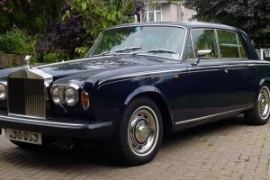 Rolls Royce Silver Shadow II (1980)  Photo