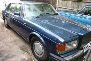 Bentley Turbo R Injection 1988 simple to restore read on  Photo
