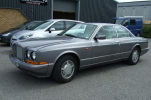 1993 Bentley Continental R Coupe