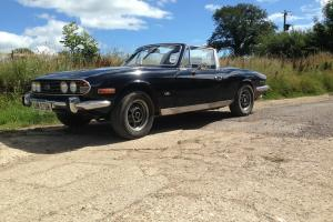 1972 TRIUMPH STAG TAX EXEMPT  Photo