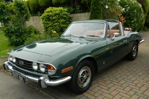 1971 Triumph Stag - very original - 41,000 miles  Photo