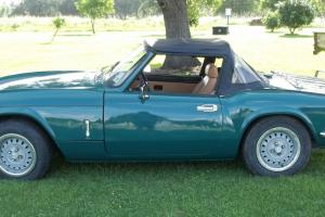 1975 Triumph Spitfire Base Convertible 2-Door 1.5L / Refurbished Photo