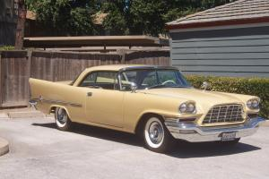 1957 Chrysler 300C Sport Coupe, restored to awesome condition....must see!