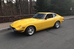 1972 Datsun 240-Z, 4 Spd manual, stunning beauty, collectible and cared for