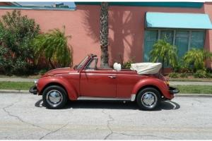 78 VW BEETLE CONVERITIBLE CLEAN AND FUN MUST SEE !!!