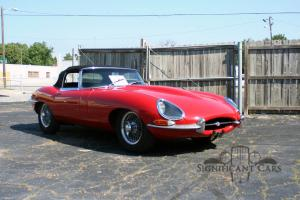1964 Jaguar E Type Series 1 OTS - GREAT Condition!