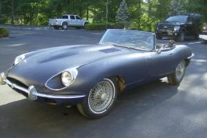1969Jaguar E-type Roadster Photo