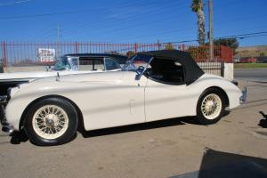 Jaguar XK 140 OTS MC/SE 1955 NO RESERVE Photo