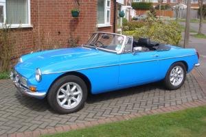1980 MGB ROADSTER  Photo