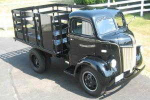 1947 FORD  COE Stakebed 1 1/2  ton Restored to condition, show winner