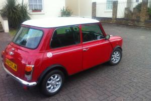 1997 ROVER MINI COOPER VERY LOW MILEAGE