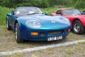MARCOS MANTARAY V8 SPYDER, not TVR